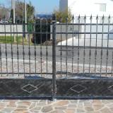 Cancello Lavorazione Waterjet