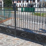Cancello Zincato Verniciato