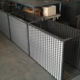 strutture ferro lamiera design