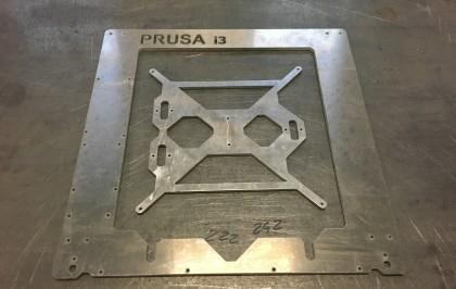 frame prusa i3 3D